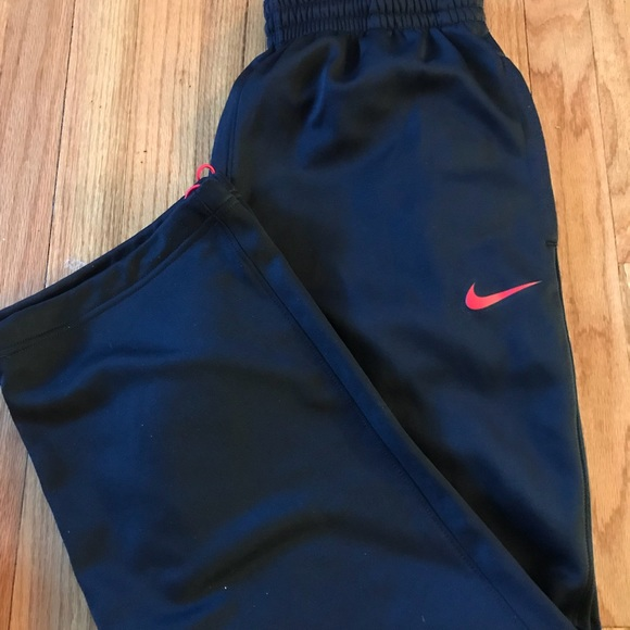 3c36381d9eb8 Nike ELITE pants warm up Therma-Fit sweats M16. M 5bba2a78aa877041d3e92f4e